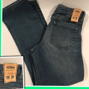 urban pipeline Jeans - Urban Pipeline men's Boot cut jeans new 29-30